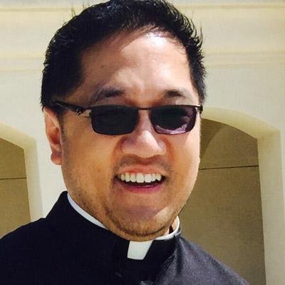 Fr Adrian SanJuan
