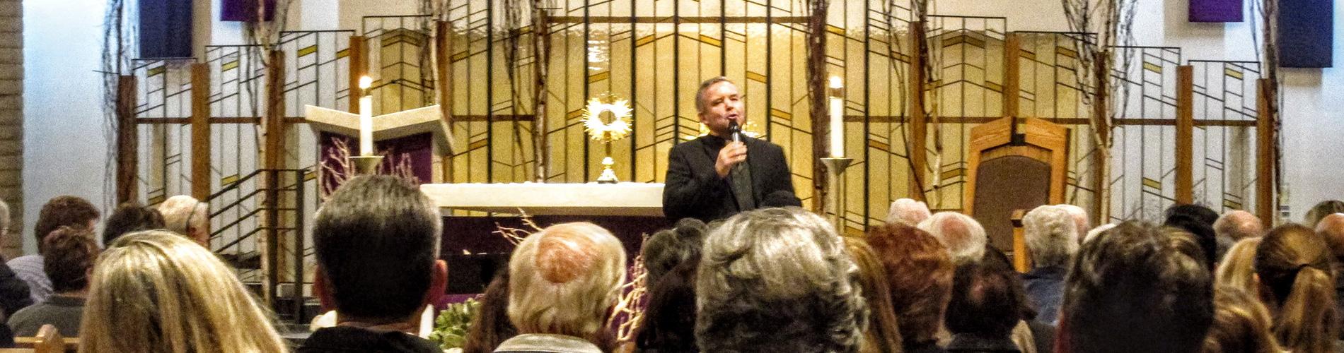 Fr. Steve Davoren presentation