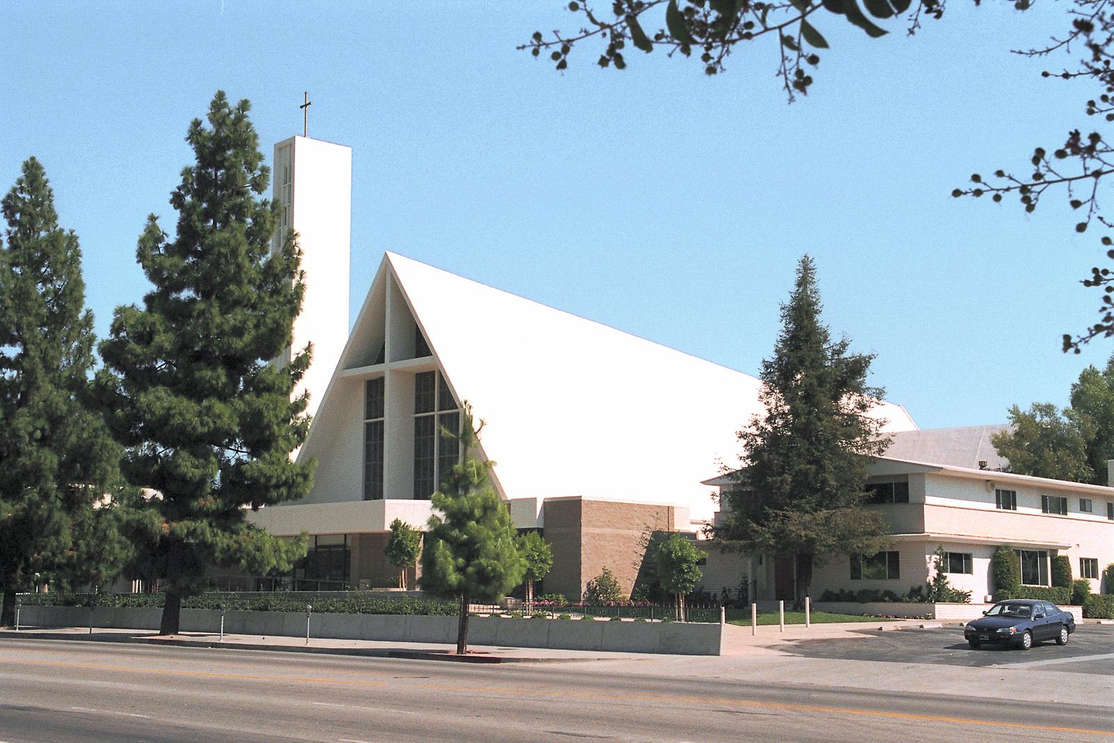 St Mel church
