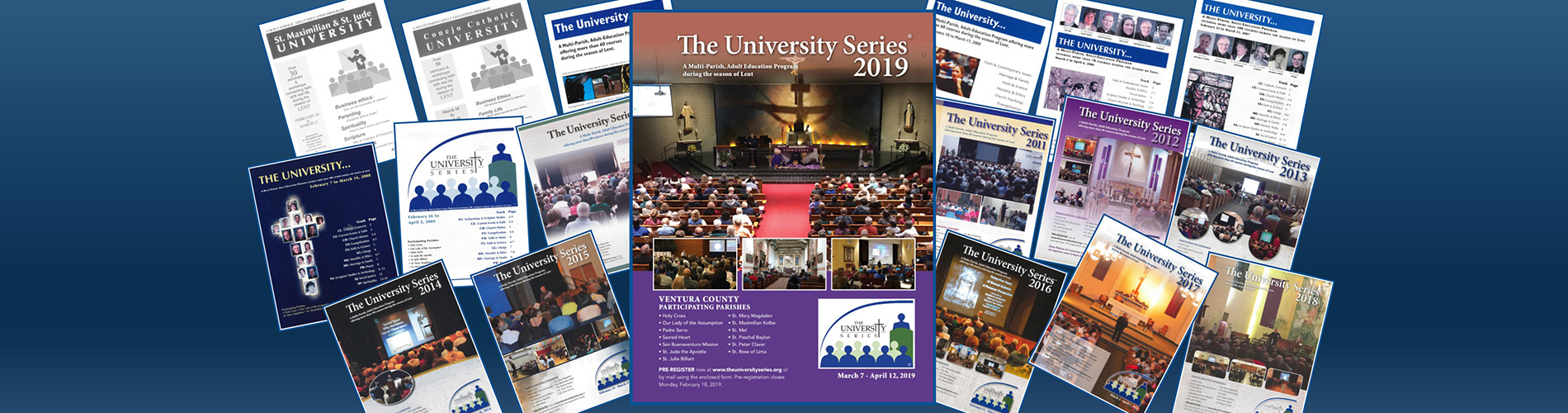 The University Series 2019