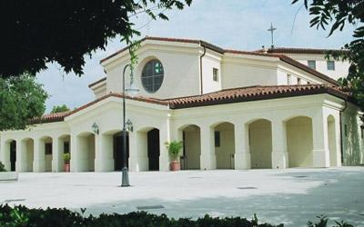 St. Peter Claver Church Simi Valley California